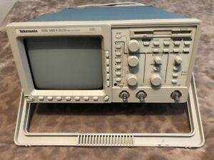 Tektronix Digital Oscilloscope Tds340a 100mhz 500ms s 2ch
