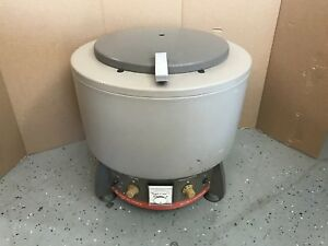 Iec Hn s Centrifuge With 958 Swing Rotor 325 355 Trunnions 320 356 Shields