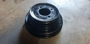 Ford 302 351 Crankshaft Pulley 4 Groove