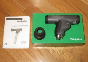 Welch Allyn 3 5v Panoptic Ophthalmoscope Head Model 11820 With Box
