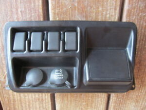 2003 04 05 06 Jeep Wrangler Tj Dash Switch Panel