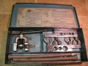 Imperial Eastman 121f 1 8 3 4 45 Degree Flaring Tool