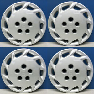 1997 1999 Toyota Camry 61088 14 Hubcaps Wheel Covers Oem 42621aa030 Set 4