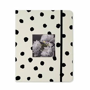 Kate Spade Large Academic Daily Planner 2018 2019 With Daily Weekly Monthly