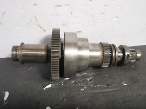 South Bend 9 Lathe Headstock Spindle Bull Gear Bearing 1 1 2 8 Used Machinist