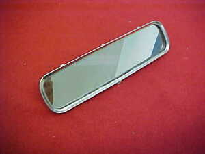 Gm Vintage Guide Glare Proof Rear View Mirror 8 3 4 X 2 3 8 Oem Original