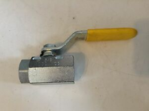 854851 A New Lock Out Valve For A New Idea 5406 5407 5408 5409 Disc Mowers