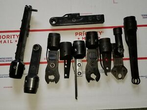 Gardner denver Pneumatic Nutrunner screwdriver Parts Lot