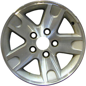 03463 Refinished Ford Ranger 2002 2007 16 Inch Wheel Rim Oe Chrome