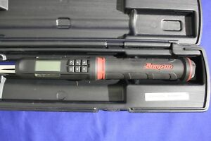Snap On Torque Wrench Atech3fr250b
