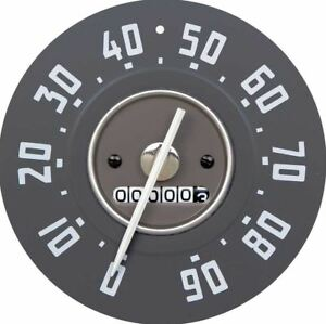1950 1953 Chevy And Gmc Pickup Truck 0 90mph Speedometer