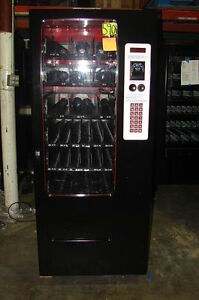 Usi 3053 Snack Machine 3 Wide Single And Dual Spiral 590