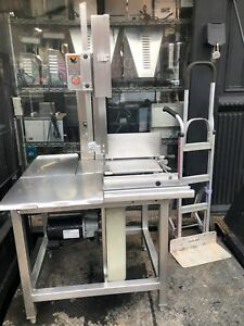 Hobart 5801 Vertical Meat Bone Band Saw Price Reduced