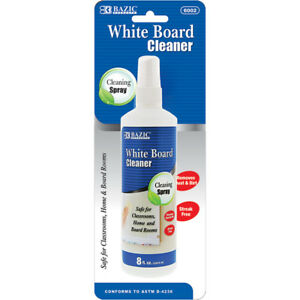 New 402278 4 Oz White Board Cleaner 24 pack Markers Wholesale Discount Bulk