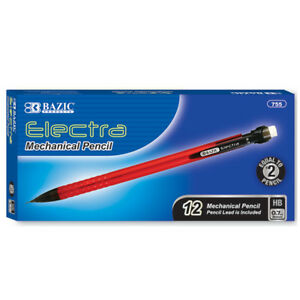 New 402357 Electra 0 7 Mm Mechanical Pencil 12 Box 12 pack Pencil Cheap