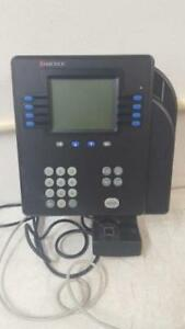 Kronos System 4500 8602800 002 Time Clock System W 8602801 001 Touch Reader