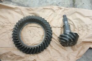 Gm Dodge Chrysler Rear Differential Ring And Pinion 3 55 9 25 12 Bolt Rm9