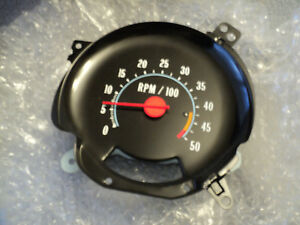 1973 1979 Chevy Truck Tach Dash Gmc Tachometer 1987 73 87 Nos With Box