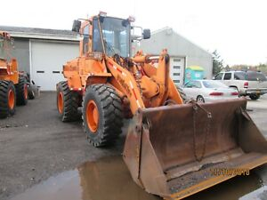 2004 Daewoo Mv200 Wheel Loader With 4 in 1 Bucket