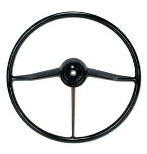 Steering Wheel 1957 1959 Chevy Truck An Beautiful Authentic Reproduction