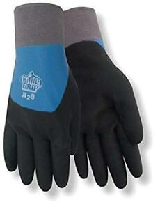 Red Steer Chilly Grip A323 H2o Waterproof Insulated Work Gloves 3 Pair Pack