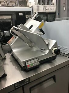 Bizerba Commercial Heavy Duty Meat Cheese Automatic