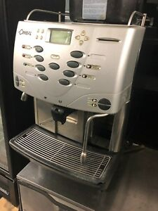 Cimbali Espresso Machine Automatic With Dual Grinders