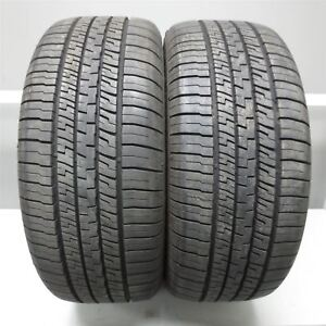 P225 45r18 Goodyear Eagle Rs A 91v Tire 10 32nd Set Of 2 No Repair