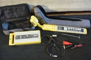 Rycom Locater Set Model 8879 With 8879 Transmitter