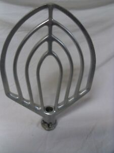 Vml80b Flat Dough Stir Paddle For 80 Qt Hobart Mixer Used Repaired
