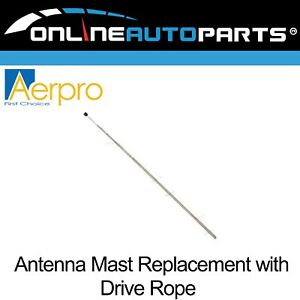 Replacement Antenna Mast Rope Volvo S40 1996 on Car Radio Aerial Repair New