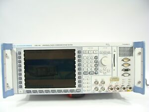 Rohde Schwarz Cmu200 Radio Communication Tester Spectrum Analyzer Cmu200 6