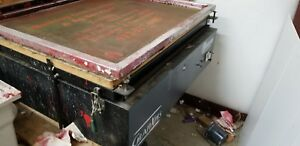 Silk Screen Sign Machine