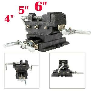Variety Cross Drill Press Vise Slide Scale Spraying Plastics X y Clamp Machine