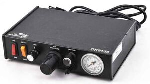 Ok Industries Ok9150 Programmable Analog Air Powered Precision Dispensing System