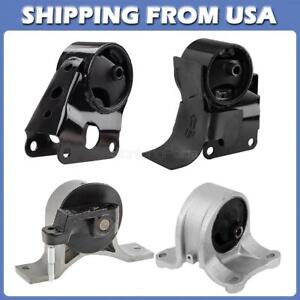 4x Engine Trans Motor Mounts Kit For 2002 2006 Nissan Altima 2 5 Automatic Trans
