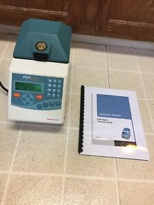 Thermohybaid Pcr Sprint Thermal Cycler Sprt001 Issue 3 Hbsp02110