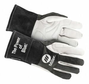 Miller Electric 271894 Welding Gloves Tig 13 Xl Pr
