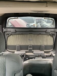 02 13 Chevy Avalanche Cadillac Escalade Ext Grey Midgate Mid Gate Bed Divider