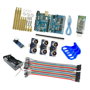 Arduino R3 Starter Kit With For Bluetooth Control Robotics Electronics