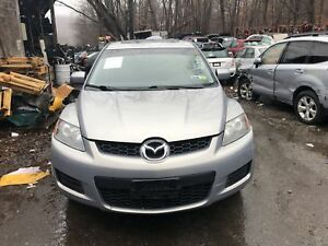 Engine Assembly Mazda Cx7 06 07 08 09 10 11 12 13 77k Miles 2 3l Turbo