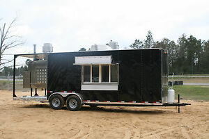 2019 Smoker Bbq Concession Trailer Mobile Kitchen