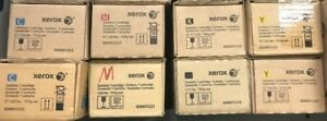 Genuine Oem Xerox Docucolor 240 242 250 252 260 Workcentre 7655 7665 7675 7775