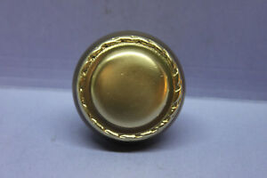 Antique Vintage Decorative Solid Brass Door Knob For 3 8 Spindle
