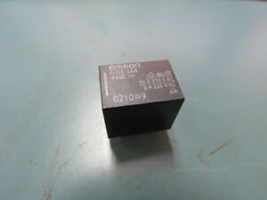 Omron Electronic Components G5le 1a4 Dc6 Qty Of 30 Per Lot Relay solenoid Relay
