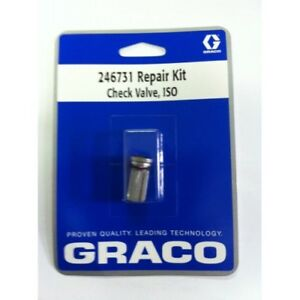 Graco Repair Kit Check Valve Iso 246731