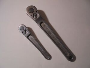 Snap on Vintage Ratchets 1 2 Inch 3 8 Drive
