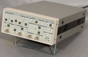 Stanford Research Sr560 Low Noise Current Preamplifier pre amplifier Srs