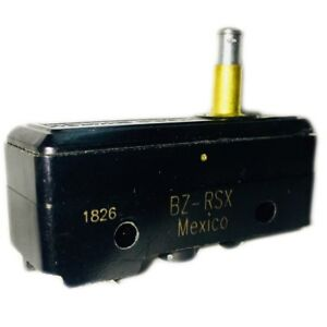 Bz rsx Micro Switch Honeywell Basic Snap Action Switches 15a Overtrvel Plungr