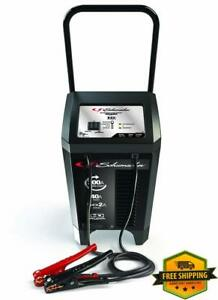 Schumacher Heavy Duty 200 Amp Wheeled 6 12 Volt Battery Starter Charger Auto